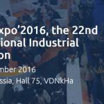 Metal EXPO 2016 Rusija