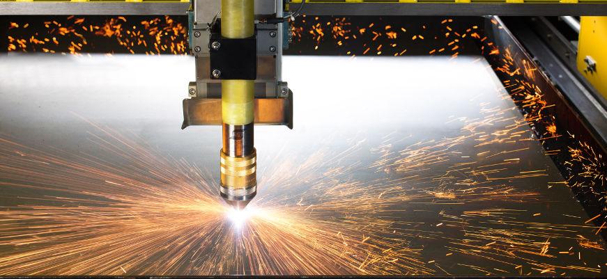 Plazma rezanje metala