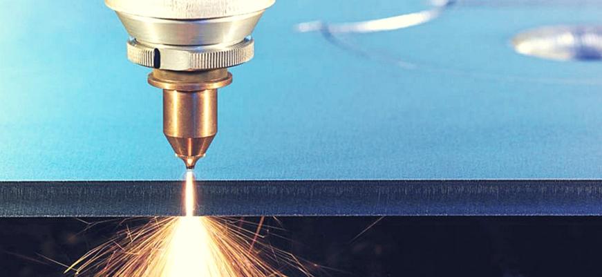 Fokusiranje snopa na laserskom rezaču metala