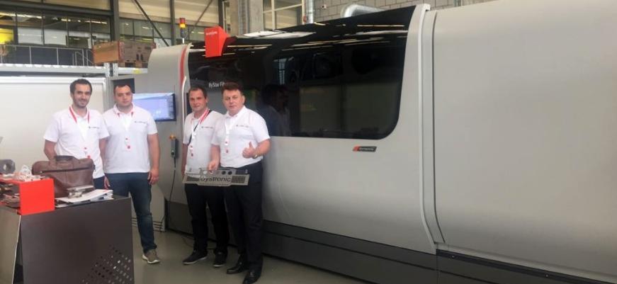 Laser Ing nabavio novi fiber laser