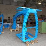 Izrada metalnih konstrukcija i sklopova - Primjer 9