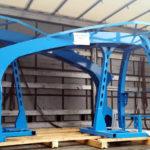 Izrada metalnih konstrukcija i sklopova - Primjer 7