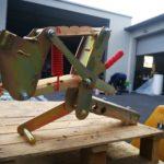 Izrada metalnih konstrukcija i sklopova - Primjer 5