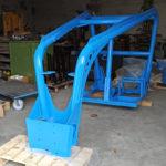 Izrada metalnih konstrukcija i sklopova - Primjer 1