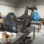 Izrada metalnih konstrukcija i sklopova - Primjer 2